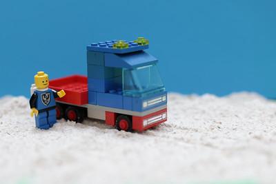 LEGO stilleben