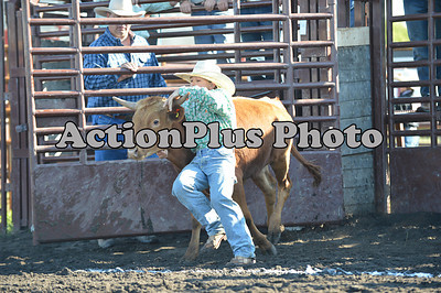 2012 CHSF Jr Chute Dogging