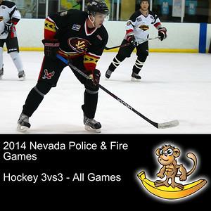 2014-08-11 Hockey 3vs3