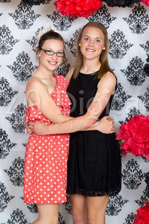 NP 8th Grade dance