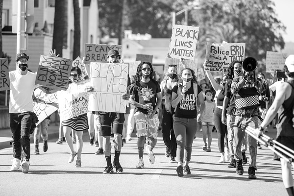 2020 March for Justice: Black Lives Matter: June