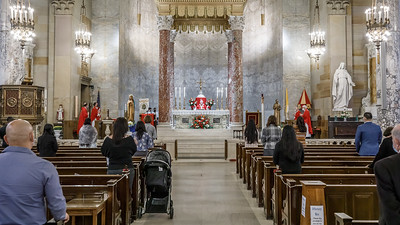Basilica of the Immaculate Conception 2020.10.25