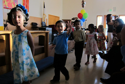 2012-06-14 Montessori Graduation