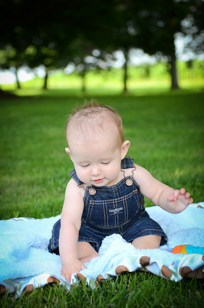 Rory 6 month