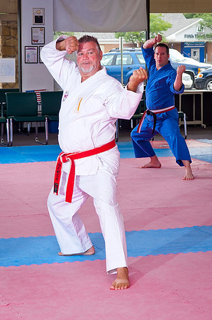 Herb Johnson's Karate