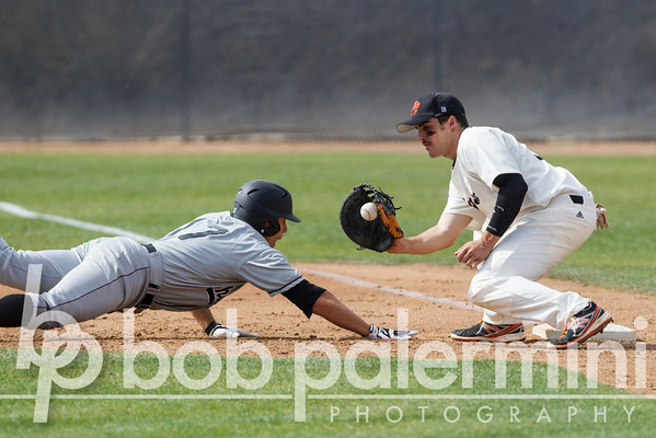 Oxy Baseball vs Chapman 2-15-14