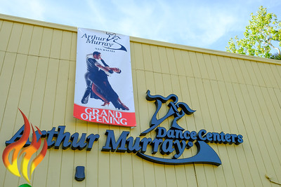041819 Sr RibbonCutting Aurthur Murrey Dance Studio