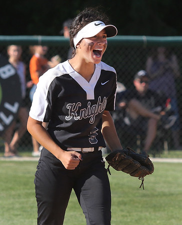 Kaneland softball supersectional