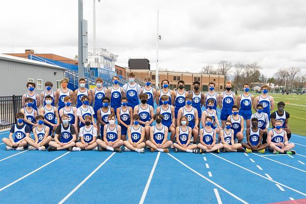Boys Track & Field Portraits