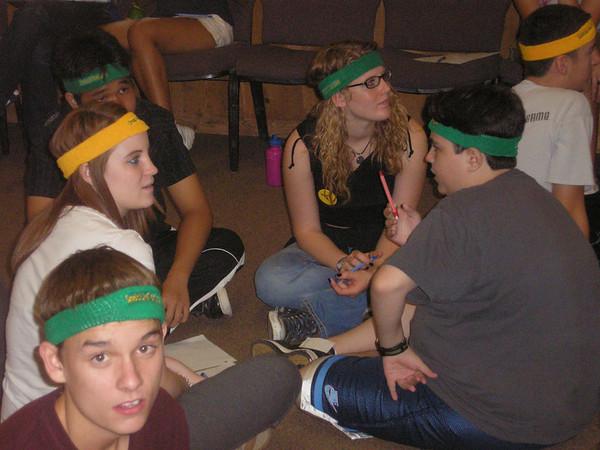 2008 HHS Choir Retreat - Prescott, AZ