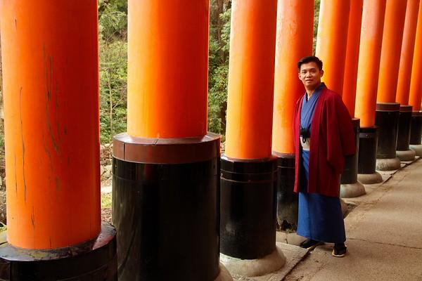 My Kyoto Travel Album