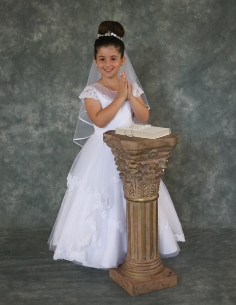 Stella's First Holy Communion