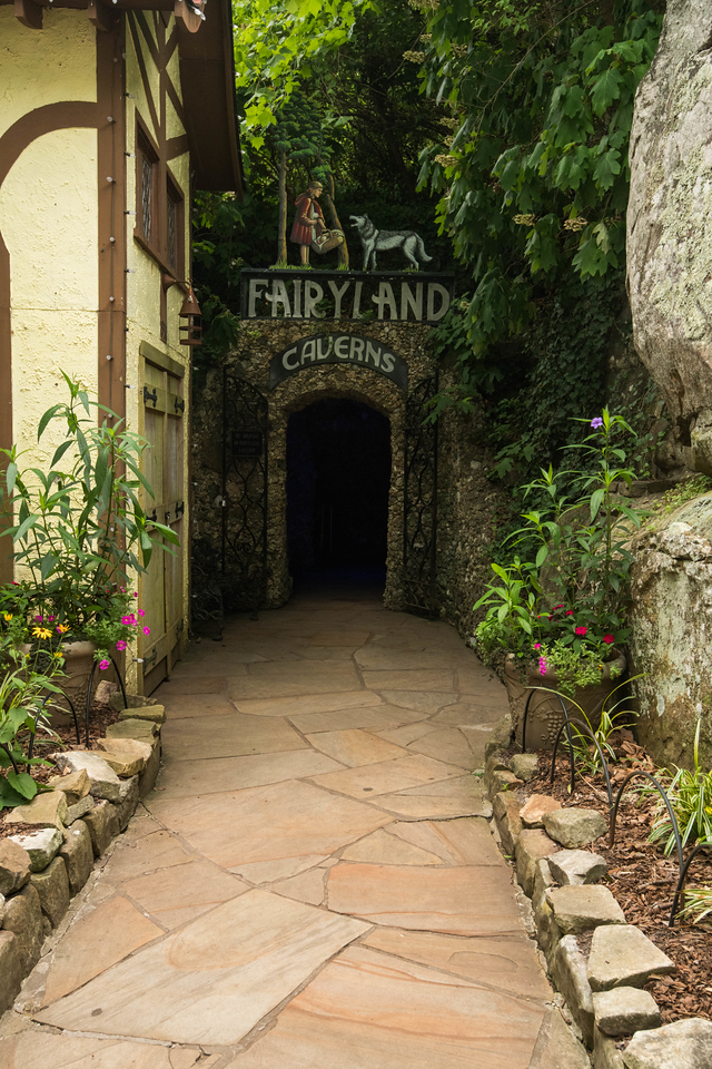 Fairy Land Entrance