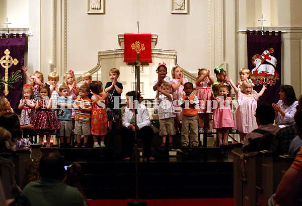 First Presbyterian School 2010 2-3-4 year olds