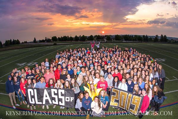 Senior Sunrise Chaparral Class Of 2019