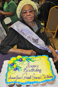 Happy 90th Birthday Ms McGariety April 5, 2014