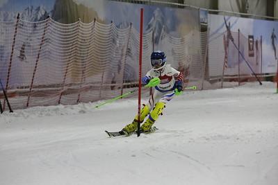 NK alpineskiën indoor 2018