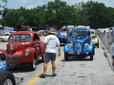 Hot Rod Reunion 2009