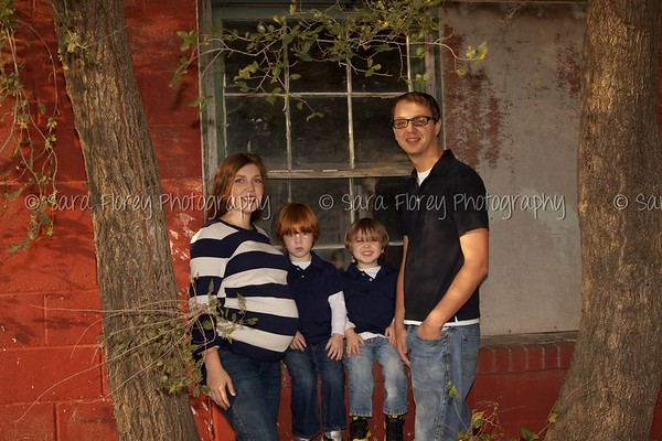 Bowers Family