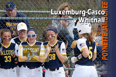 Poy Jam - Luxemburg-Casco vs Whitnall SB19