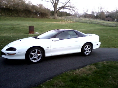 1997 Camaro SUPER SPORT SLP car