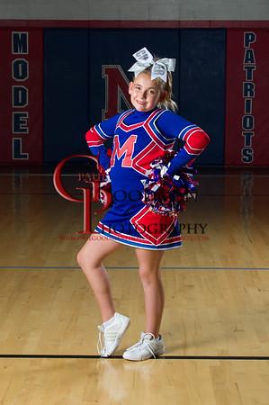 MS Cheer