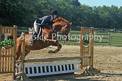 Grazing Fields Farm Horse Show, September 23, 2007