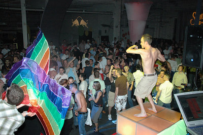 Pure Love Boxxes Warehouse Party 2006