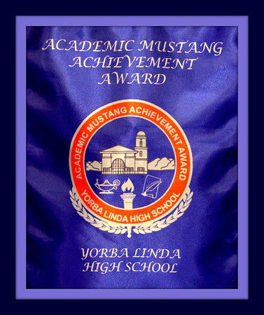 2014 Academic Mustang Acheivement Awards
