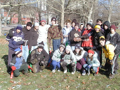 GOYA Turkey Bowl - December 1, 2002