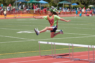 Hurdles - 5th grade