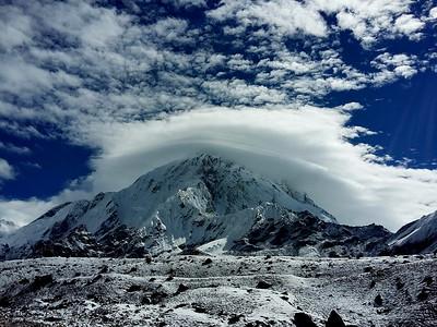 Треккинг к Эвересту.  Сентябрь 2016