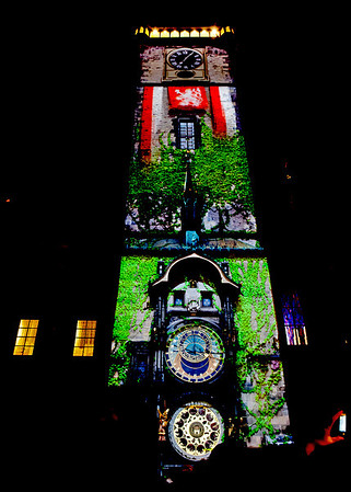 2011 Prague Videomapping