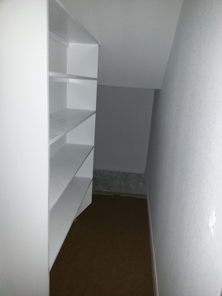Back part of pantry