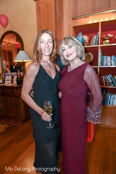 Karen Lansill and Deborah McDaniels