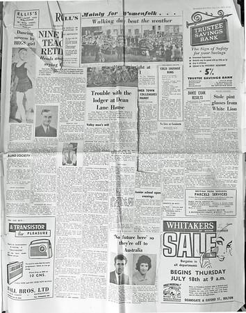 Free Press, 13th July 1963