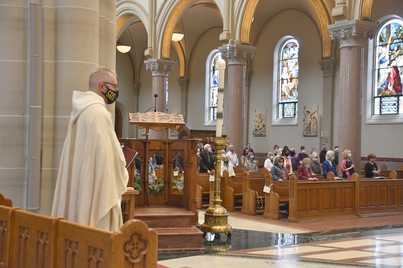 2021 Bishop Kulick Visits Parish
