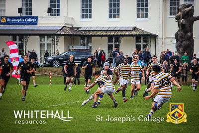 Match 22 - John Fisher School VS QEGS Wakefield