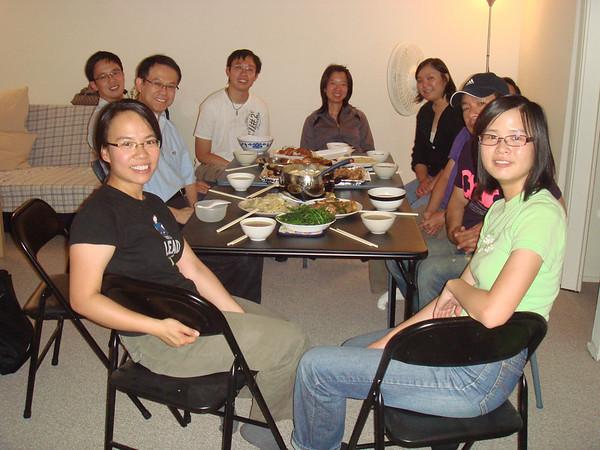 YA Gathering with Fr Siu 2009/07/31