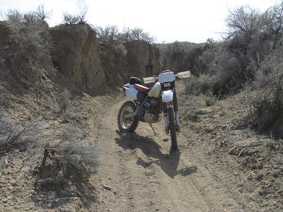 NMTA Trials Event & TY80 Event at Gallup OHV Park  April 6-7, 2013
