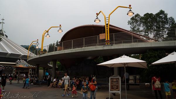 Disneyland Resort, Hong Kong Disneyland, Trials of the Temple, Trials, Temple, Tomorrowland, Star Wars, Star, Wars