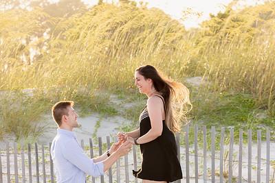 Cody + Alyssa { Engaged }