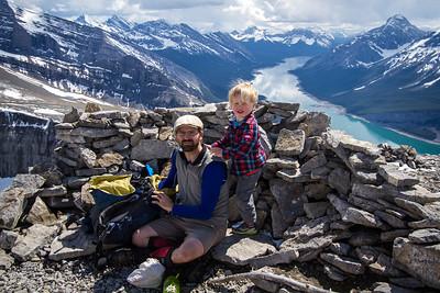 2014 Canada Hiking