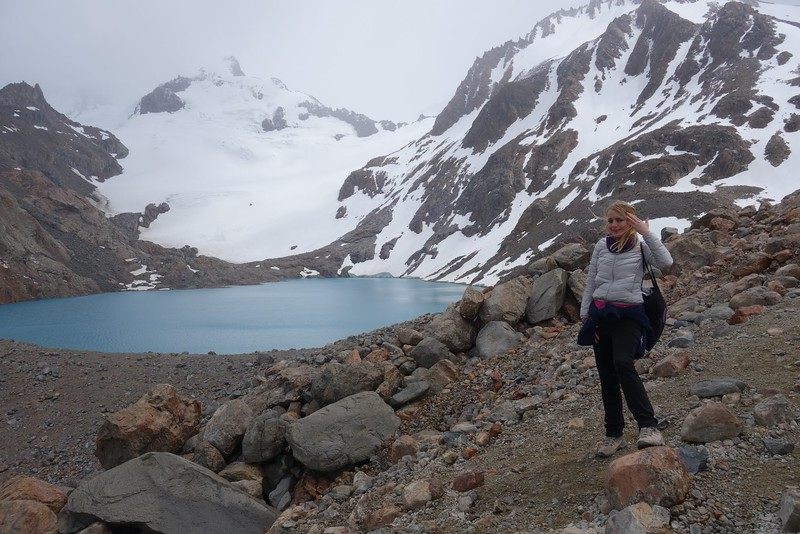 South America Adventure Laguna de los Tres Argentina