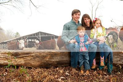 Jordan Family Winter 2013