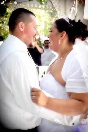 Ian and Jen Wedding Day