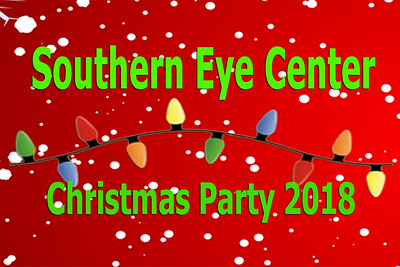 2018-12-07 Southern Eye Center Christmas Party