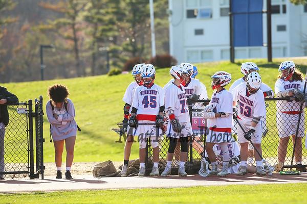 2019-4-16 WHS Boys Lacrosse vs St. Thomas Aquinas
