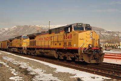 UP in Salt Lake (02/08)