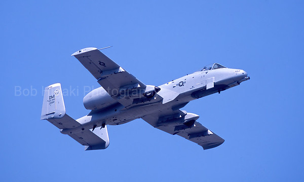 Fairchild Republic A-10 Thunderbolt ll